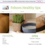 Folsom Healthy Spa