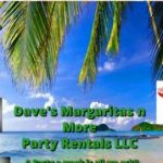 Dave's Margaritas N More Party Rentals